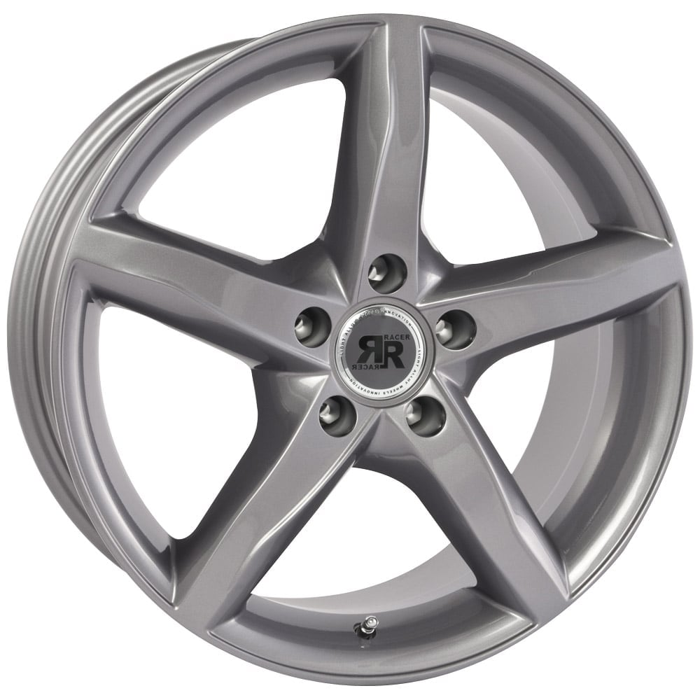 racer volcane full gun 5x114 3 et42 67 1 alloy rim for honda mazda. Black Bedroom Furniture Sets. Home Design Ideas